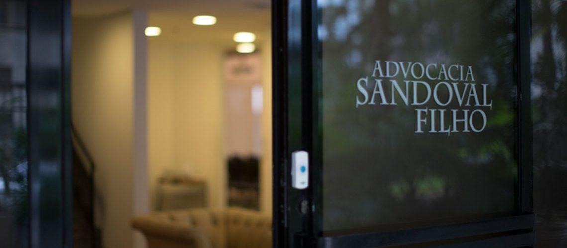 Atendimento presencial na Advocacia Sandoval Filho permanece suspenso