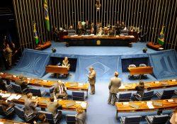 Senado aprova PEC que transforma agente penitenciário em polícia penal