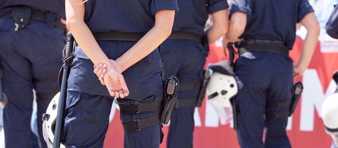 Projeto de Lei quer destinar 25% das vagas da segurança pública a mulheres