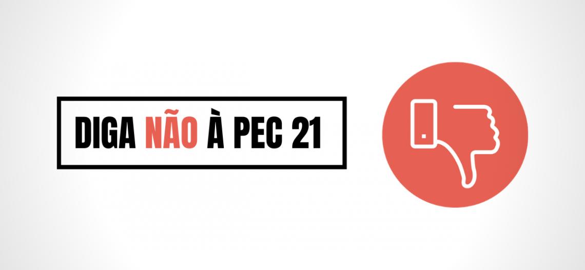 PEC 21 quer suspender pagamentos de precatórios. Vote NÃO