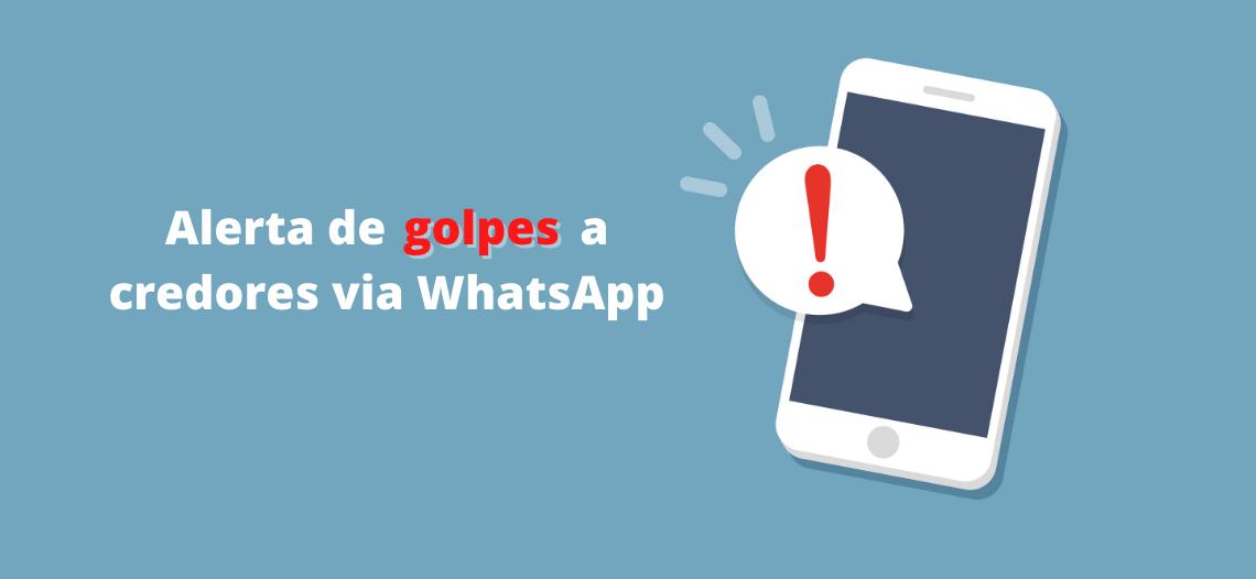 Fique atento! Advocacia Sandoval Filho não entra em contato com clientes por WhatsApp